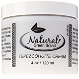 ASDM Beverly Hills Tepezcohuite Cream 4oz/120ml Natural Skin Scar, Burn, Abrasion and Eczema Healing Moisturizer with Anti-aging Properties and Fungicide Capabilities
