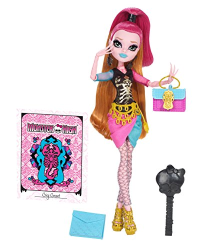 Monster High New Scaremester Gigi Grant Doll (Discontinued