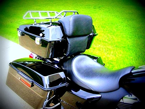 Harley Davidson Back Rest - 8