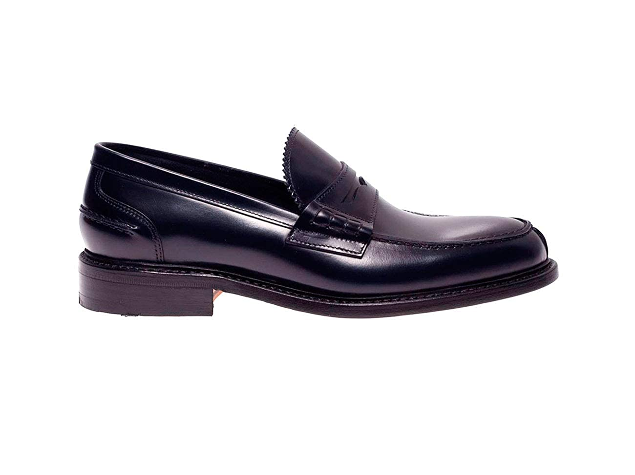 BERWICK 1707 Loafers IN Leather azul, Hombre. -