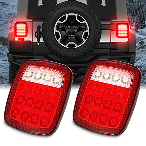 Led Tail Light Assembly Universal in US - 5