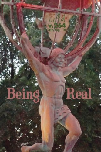 Being Real: cc&d magazine v264 (the July/August 2016 issue)
