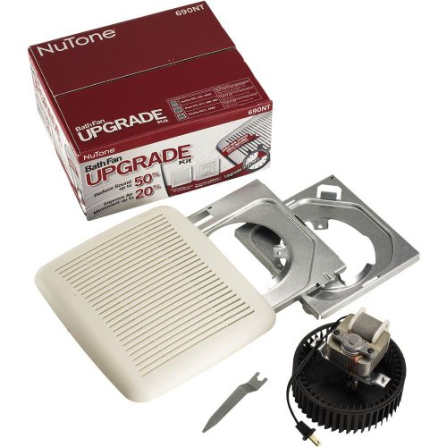 Broan-NuTone 690NT 60 CFM, 3.0 Sones Fan, Economy Upgrade Kit Nutone Bath Fans