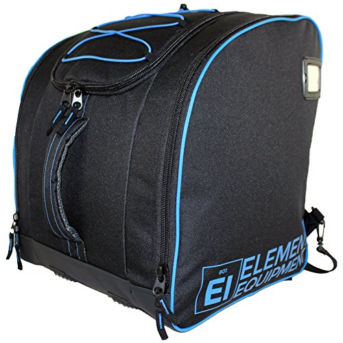 Element Equipment Boot Bag Deluxe Snowboard Ski Backpack Blue