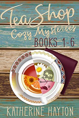 Tea Shop Cozy Mysteries Books ebook product image
