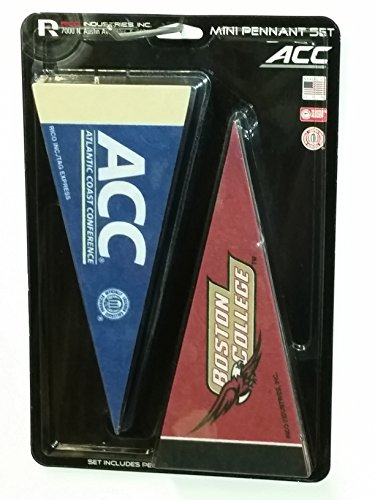 - Ncaa Mini Pennant Set, ACC Conference Set, NEW