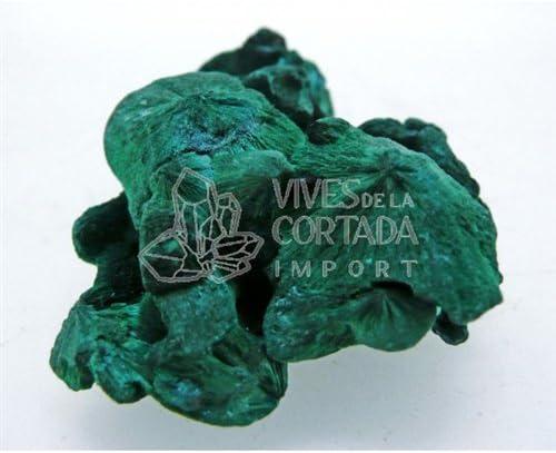 Malachite en brut Irisee Mini Qualit/é Extra