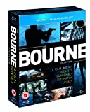 The Bourne Collection (Identity / Supremacy / Ultimatum / Legacy) [Blu-ray] [Import]