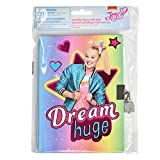 JoJo Siwa Girls Diary Dream Huge Dairy Journal with Lock and Key