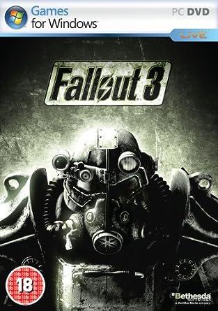 Fallout 3 pc dvd-ის სურათის შედეგი