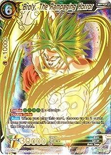 SPR BT1-011  1 Dragon Ball Super Lightning-fast Hit BT1-011 Special Rare