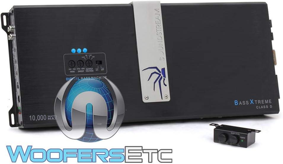 Soundstream BXA1-10000D 10,000 Watt Class D Monoblock Amplifier