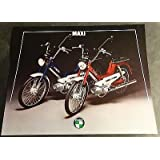 1978 OR 1979? PUCH MOPED MAGNUM MK II MINICYCLE SALES
