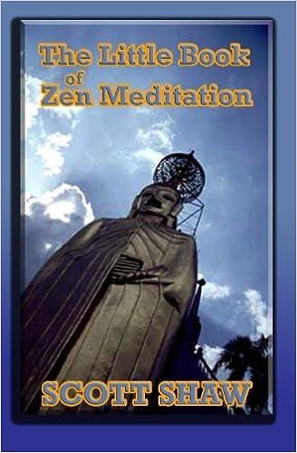 The Little Book of  Zen Meditation