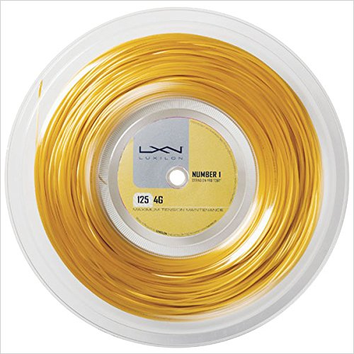 Luxilon Reels - Luxilon 4G 16L Tennis String 200M/660ft Reel