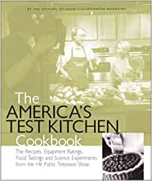 The America S Test Kitchen Cookbook Editors Of Cook S