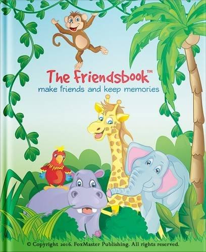 The Friendsbook: Jungle pdf epub