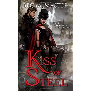 Kiss of Steel (London Steampunk)