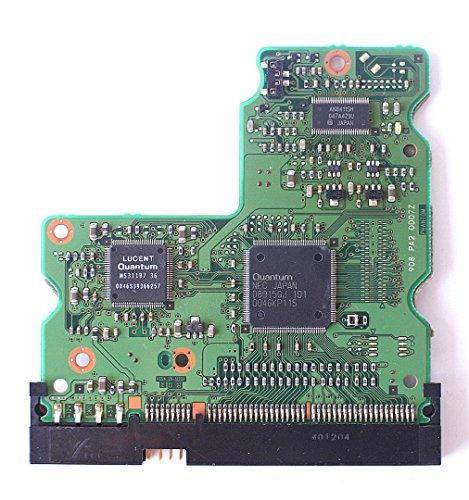 (PCB BOARD 908 PA2 0D07Z, ASSY: 20-12232 FOR HDD 40GB QUANTUM QML40000LD-A, PGZXX)