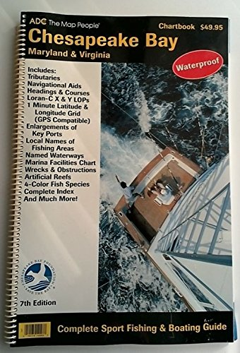 - Chesapeake Bay Chartbook Atlas: Seventh Edition