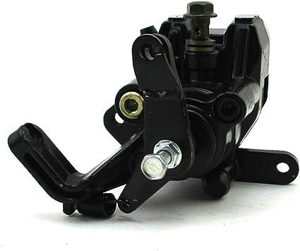 Rear Brake Caliper for Yamaha ATV Banshee 350 Warrior 350 Raptor 250 350 660 YFZ450 Replacement.