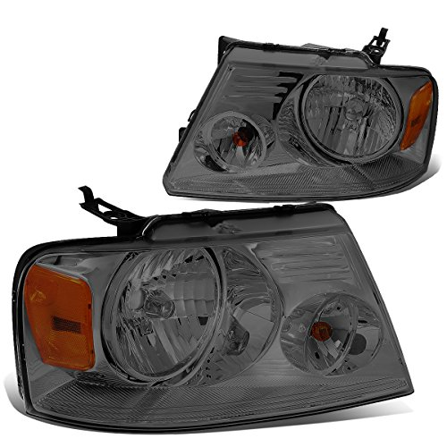 DNA MOTORING HL-OH-F1504-SM-AM Headlight Assembly -