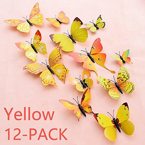 Yellow Butterflies: Amazon.com