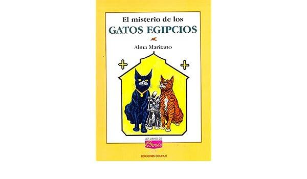 Misterio de los gatos egipcios, El: Varios: 9789505633852: Amazon.com: Books