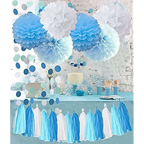 Baby Boy Baby Shower Decorations Amazon