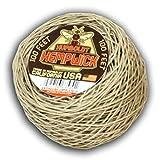 Organic Humboldt 100 Feet : 100 ft-1mm - Bee Hemp Line Lighter Hempwick : Hemp Wick