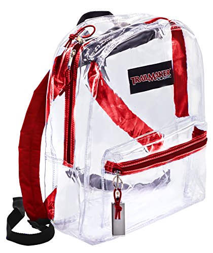 All Red Backpack - 6