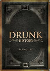 """""""Drunk History"""" presents historical reenactments from A-list talent as told by inebriated storytellers. Drunken and often incoherent narrations provide a unique take on the familiar and not-so-familiar people and events from our country's gre..."""