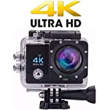Camera Action Pro Sport 4k Full Hd a Prova Agua Wifi