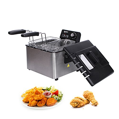 electric-frying-pan-deep-fryer-electric-baskets-4l-stainless-steel-home-kitchen-restaurant-1700-w