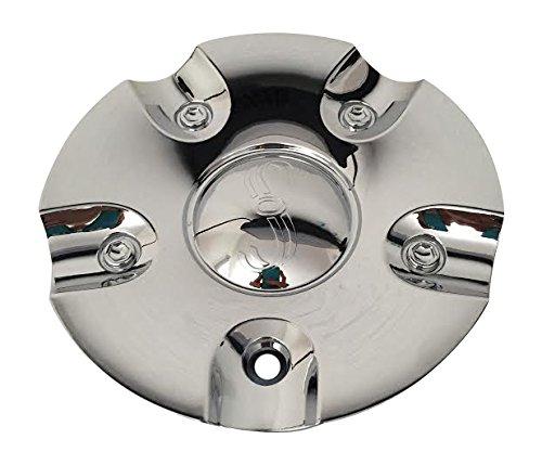 SSC Wheels BC-802 Chrome Wheel Center Cap