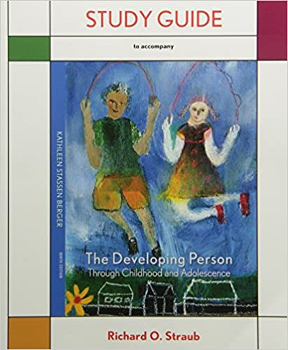 Amazon developing person through childhood and adolescence developing person through childhood and adolescence studyguide 8th ed edition fandeluxe