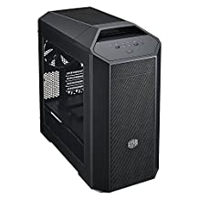 MasterCase Pro 3 Micro-ATX Computer Case with FreeForm Modular System, Sliding Clip-and-click Panel and Modular Dual Chamber