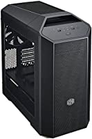 Cooler Master MCY-C3P1-KWNN MasterCase Pro 3 Gabinete para PC, Mini Torre con Sistema Modular FreeForm, Panel deslizante de Clip/Clic/Cámara Doble Modular