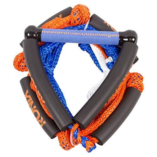 Ronix Bungee Surf Rope Choose A Color (Orange) ()