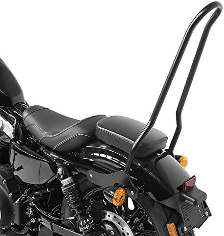 Sissybar f/ür Harley Davidson Sportster 04-20 Craftride Tampa