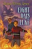 Eight Days of Luke, Diana Wynne Jones, 0066237416