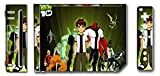 Ben 10 Ten Tennyson Watch Omnitrix Alien Force Ultimate Omniverse Video Game Vinyl Decal Skin Sticker Cover for the Nintendo Wii System Console