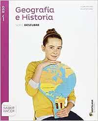 Geografia e Historia 1 secundaria, castellano/ valenciano