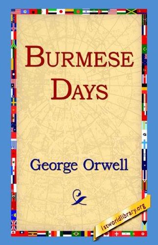 Burmese Days PDF