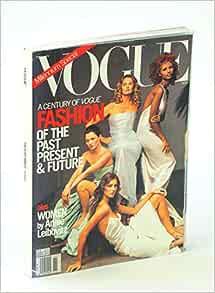 Vogue Magazine November 1999 (A CENTURY OF VOGUE- FASHION
