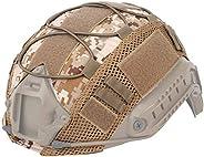 ATAIRSOFT Tactical Helmet Cover Nylon Helmet Cloth for BJ/PJ/MH Fast Helmets