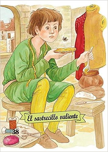 Descarga gratuita de libros electrónicos txt El sastrecillo valiente (Troquelados clásicos) en español PDF PDB CHM