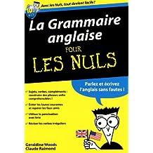 La grammaire anglaise pour les Nuls