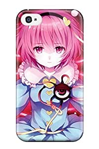 3122527K15059849 Iphone 4/4s Case Cover Anime - Touhou Case - Eco-friendly Packaging