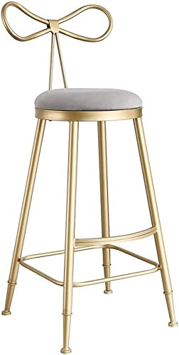 YIKEY-Barstools Wrought Iron High Stool/Bar Stool/Bar Chair